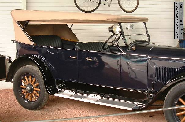 1929 Dodge Brothers coupe with hopped up 25-inch six ... |1929 Dodge Touring Car