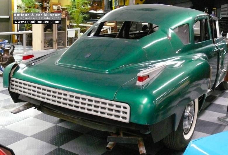 1975 Tucker Torpedo Replica Movie Car