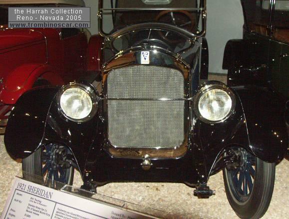 1921 Sheridan Four Touring
